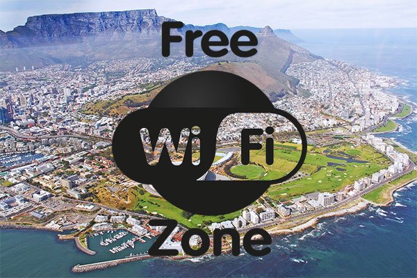 Free Cape Town Wi-Fi and Fibre Project Update