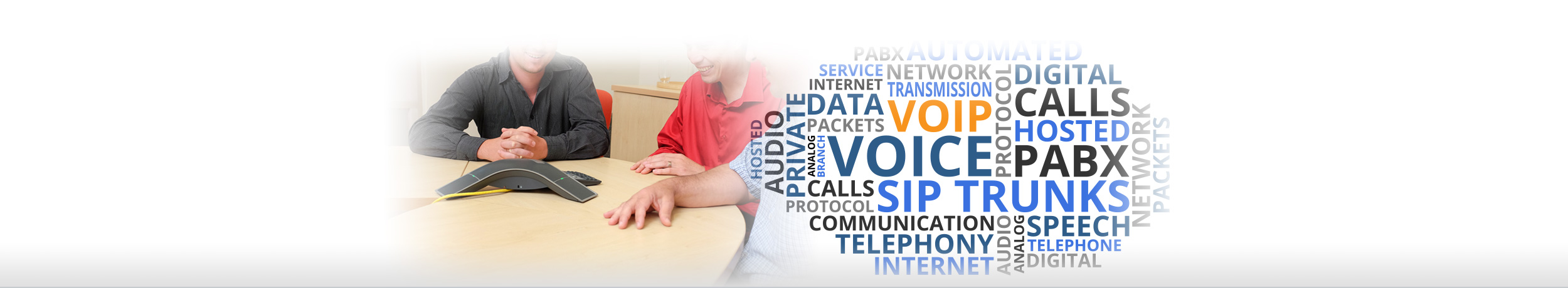 Voice over Internet Protocol (VoIP) from MacroLan