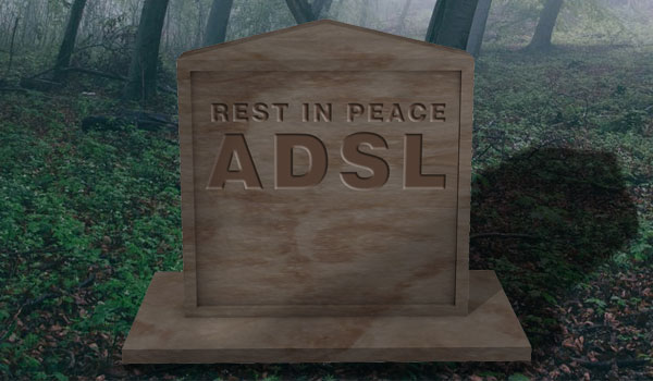 The Death of ADSL in South Africa